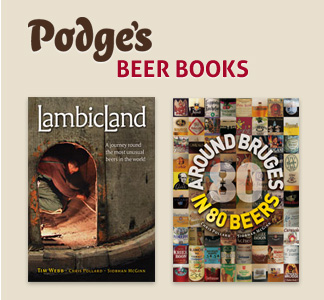 Podge's Beer Books