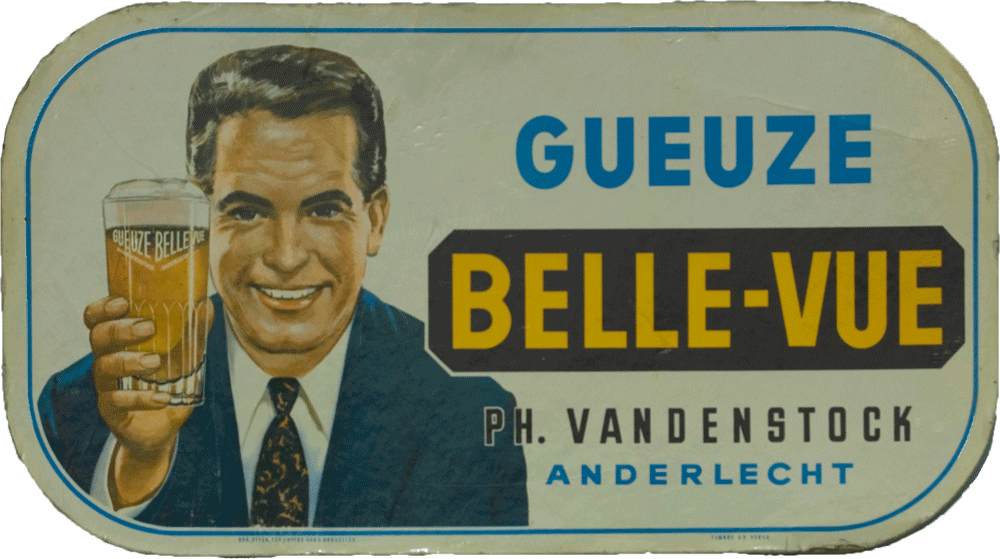 Belle-Vue sign