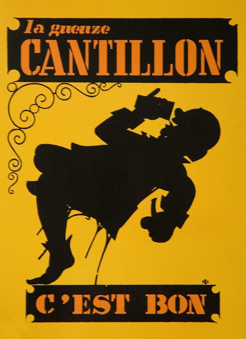 Cantillon Sign