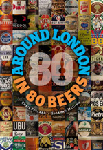 Around London in 80 Beers cover