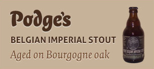 Podge's Imperial Stout