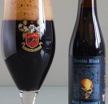 Struise Brouwers Black Damnation - Always in demand on Podge Tours