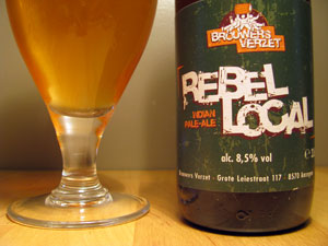 Verzet Brouwerij Rebel Local
